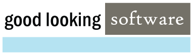 Good Looking Software Logo
